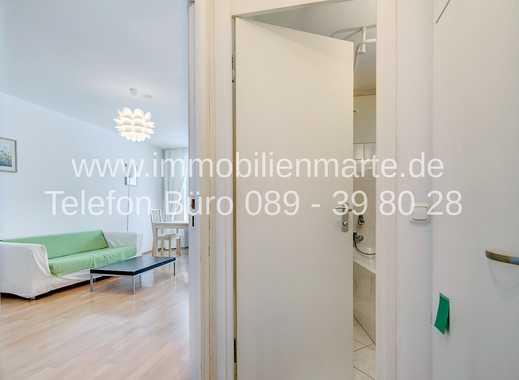 *** 1-Zimmer-Appartement - vermietet- ca. 36m² mit Balkon, in München-Solln!***