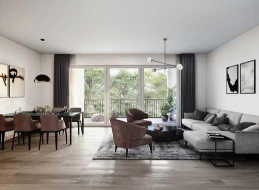 Wunderschöne 3-Zimmer-Wohnung auf ca. 108 m² Wohnfläche mit Balkon
