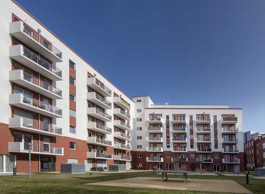 Möbliertes Wohnen mit Aussicht - inkl. Einbauküche, Balkon & Fußbodenheizung