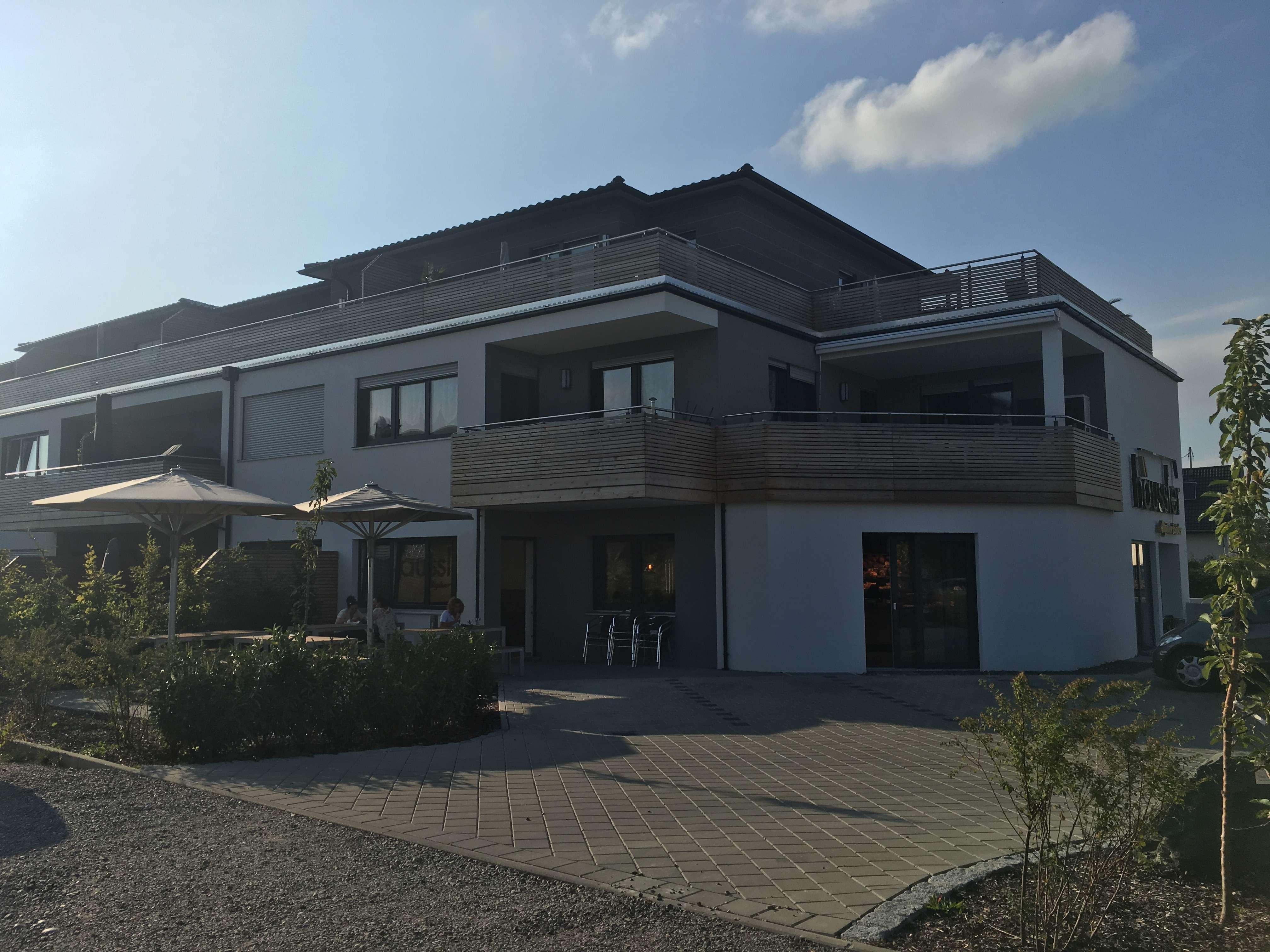 Großzügige 4-Zimmer-Wohnung in Amendingen in