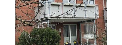 Gepflegte 2-Zimmer-Wohnung mit Balkon in Stemwede-Levern