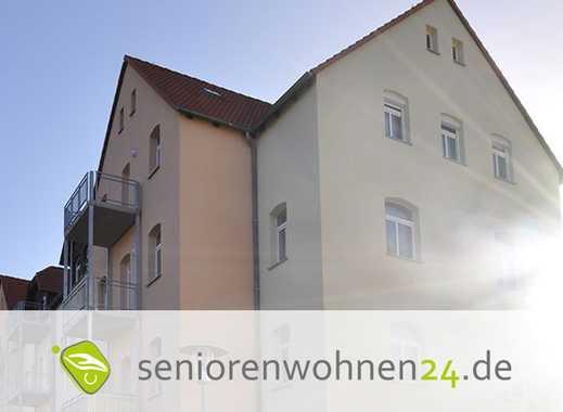 Engelsdorf: Barrierefreie 2-Raum-Wohnung mit Süd-Balkon