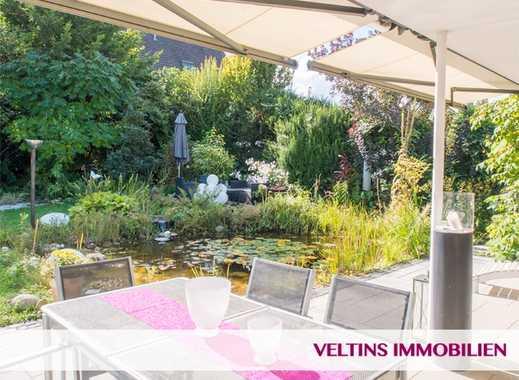 Kalbach: Charmantes Einfamilienhaus mit viel Atmosphäre in wunderschönem Garten und Einliegerwohnung
