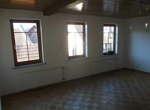 Erstbezug nach Sanierung: attraktive 4-Zimmer-Wohnung in Michelstadt