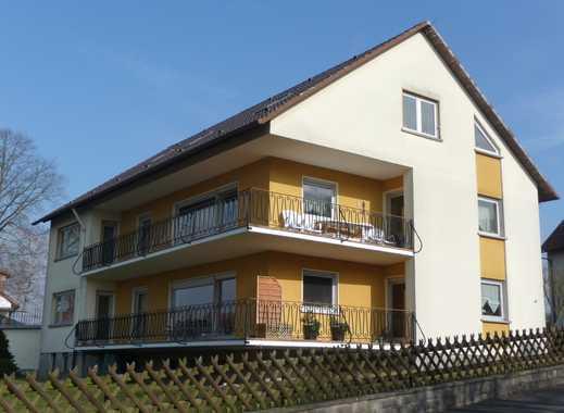 Sonnige 4,5 Zimmer DG Wohnung in Kleinbardorf zu vermieten