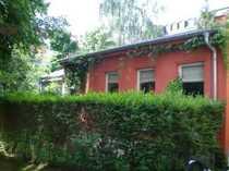 Ruhiges Gartenhaus über