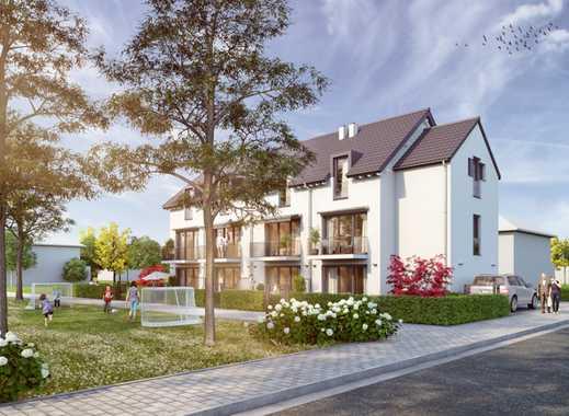 Neubau von hochwertigen, modernen und energieeffizienten Reihenhäusern im wunderschönen Feldkirchen!