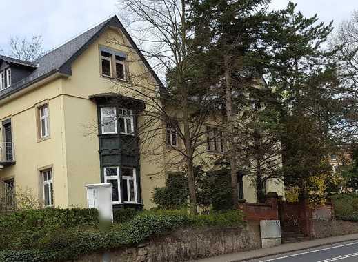 Repräsentative Villa als Mehrfamilienhaus mit Blick auf Dresden