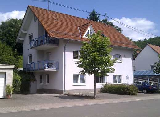 Schöne helle  3-Zimmer-Erdgeschosswohnung mit Balkon, Terrasse und EBK. in Langenbach