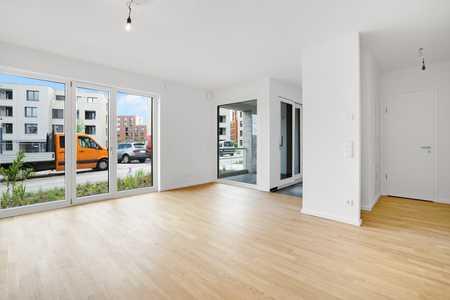 Hochwertige Neubau-Wohnung mit EBK & Terrasse in Obermenzing (München)