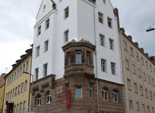 Maisonette-Dachgeschoß-Wohnung mit Terrasse über den Dächern von Nürnberg