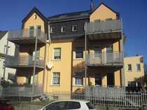 sanierte Zweiraumwohnung mit sonnigem Balkon