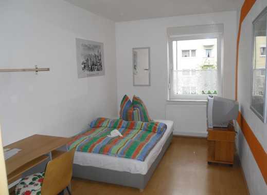 Nürnberg-Maxfeld: vollmöbliertes, provisionsfreies Zimmer