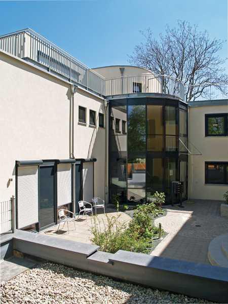 Designorientierte 2-Zi.-Wohnung mit umlaufenden Balkon in Eibach (Nürnberg)