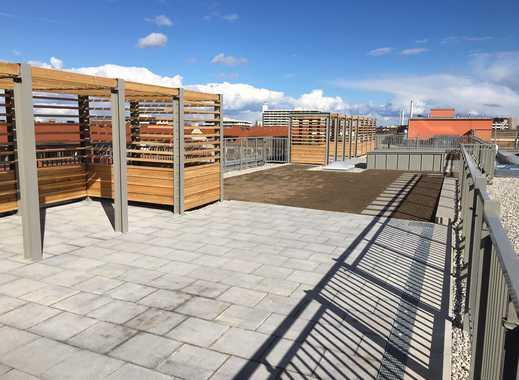 WG-Zimmer mit Balkonzugang, Erstbezug, Neubau, gehobene Ausstattung