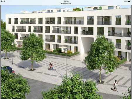 2-Zimmer-Wohnung mit EBK und Garten - Neubau in Aubing (München)