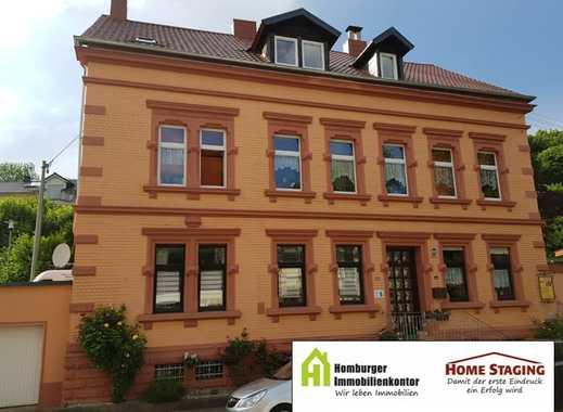 Ottweiler - 4-Familienhaus - Renditeobjekt
