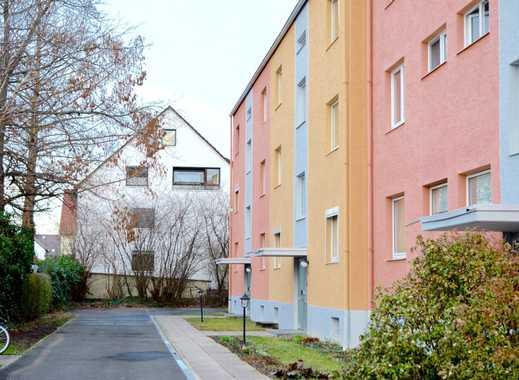 Schöne 2 ZKB-Wohnung in zentraler und ruhiger Lage