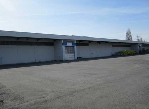 Interessante Lager-, Produktionshalle mit reichlich Büroflächen ab Herbst 2018 neu zu vermieten