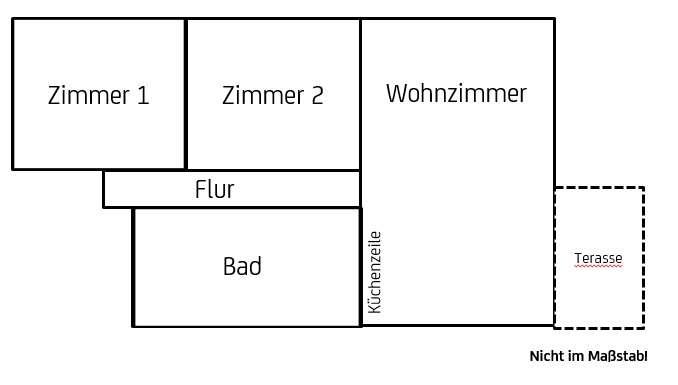 3-Zimmer-Wohnung in Pegnitz- Troschenreuth in Pegnitz (Bayreuth)
