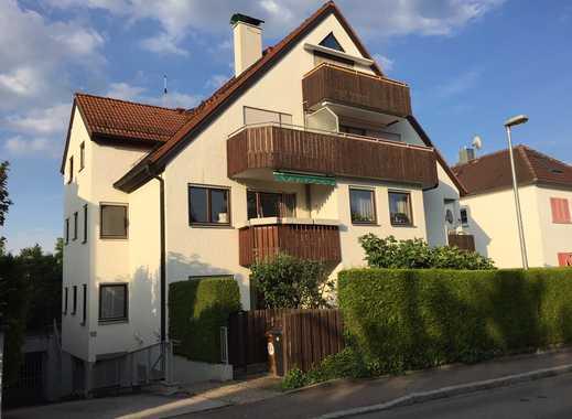 Freundliche 2-Zimmer-EG-Wohnung mit Terrasse und Garten in traumhafter Lage von Sillenbuch