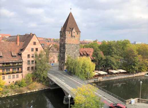 So geht Wohnen inmitten der Nürnberger Altstadt heute!
