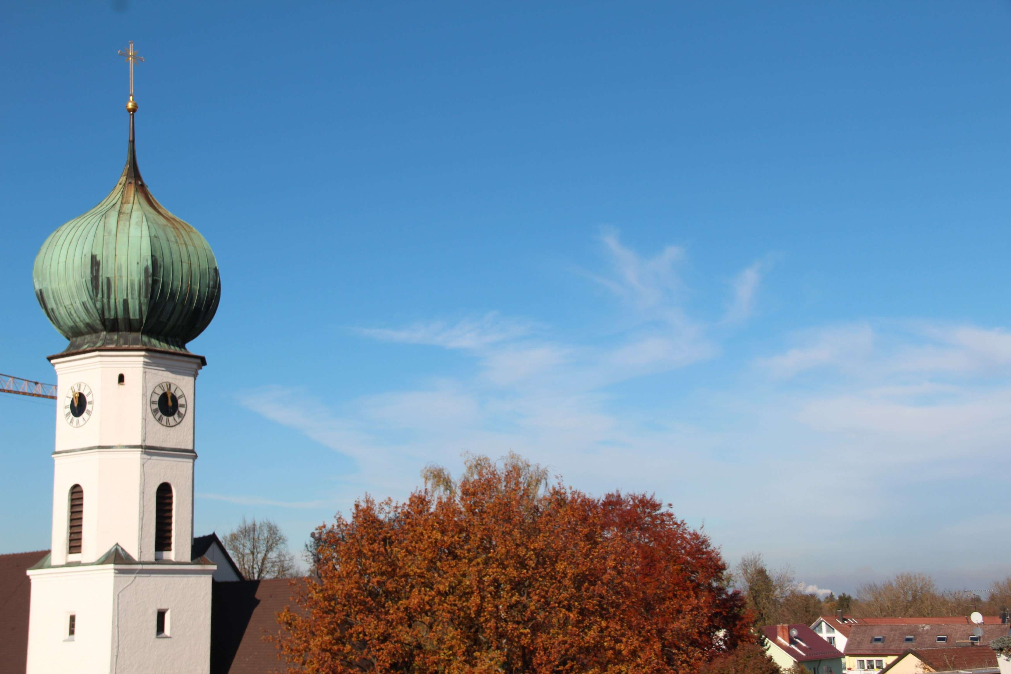Penthouse-Wohnung mit Lift - frisch renoviert in Gröbenzell