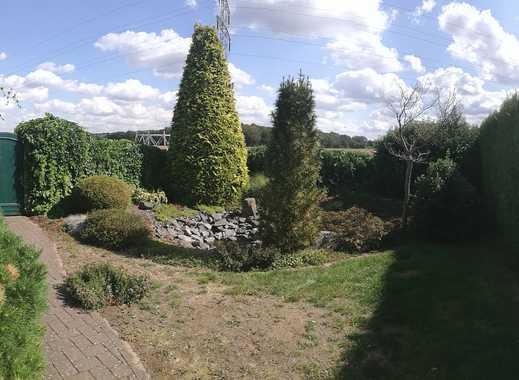 Einfamilienhaus in Friesheim 6Z KDB, Garten