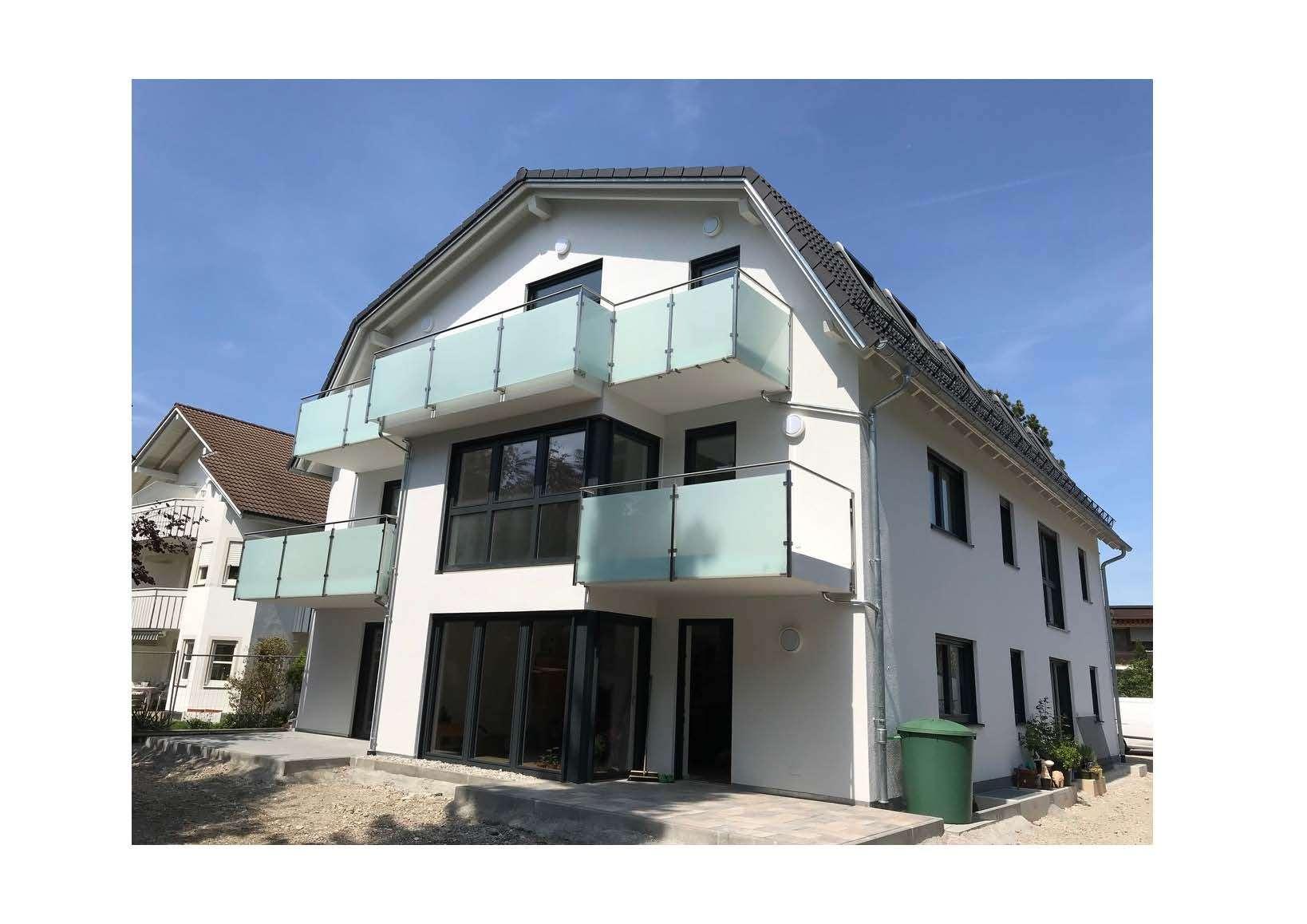 Helle 2-Zimmer-Dachgeschosswohnung mit Balkon