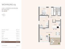 Grundriss Wohnung 03