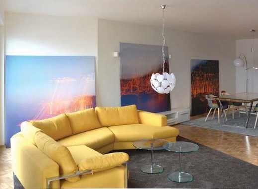 Möblierte Neubau Wohnung direkt an S-Bahn Offenbach 5 Sterne Hotel Genuss!
