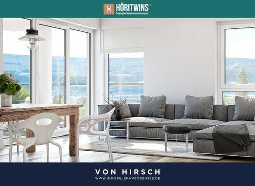 HÖRITWINS - Seenahe Neubau-Maisonettewohnung in ruhiger Lage von Gaienhofen - 5 Zimmer DG Nr. 05