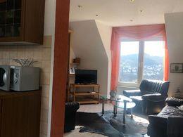 Küche u. Wohnzimmer
