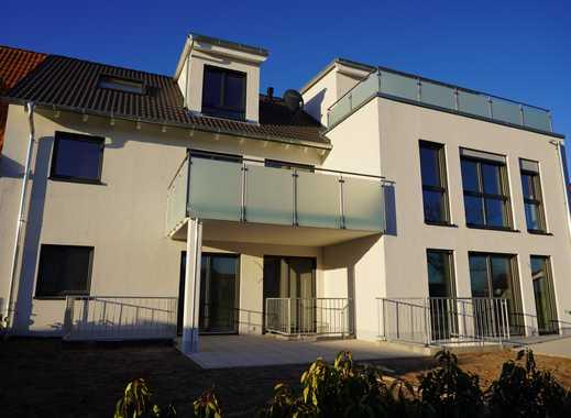 Neubau: Exklusive, barrierearme Eigentumswohnung mit Garten in kleiner Wohnanlage