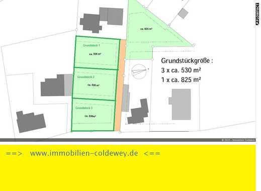 Bauplätze in Süd-Westlage