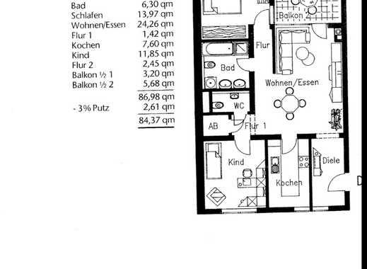 365.000 €, 84 m², 3 Zimmer