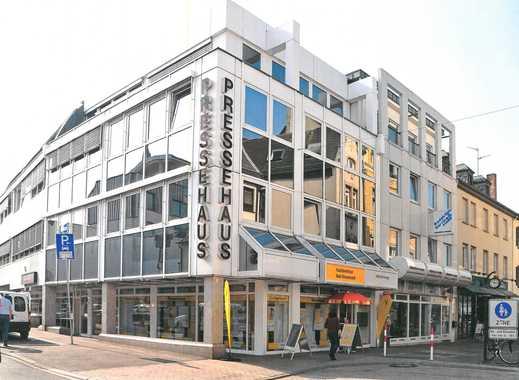 Ladenlokal am Eingang zur Fußgängerzone in Bad Kreuznach zu vermieten