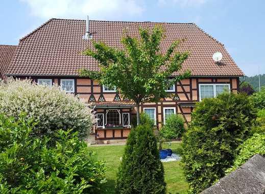 Liebevoll eingerichtete Wohnung in Hessisch Oldendorf