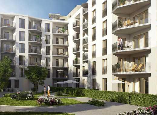 Herrliche 2-Zimmer-Erdgeschosswohnung auf ca. 69 m² mit Terrasse & Gartenanteil