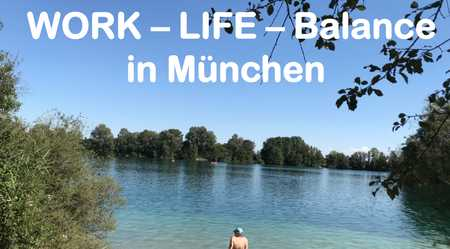 GREEN LIVING near MAN, MTU & BMW - 20 min. to the Mainstation Munich & GOOGLE Office in Allach (München)