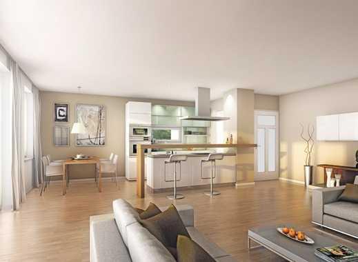 Neubau! Schöne 3-Zimmer-Wohnung mit Loggia und zwei Bädern