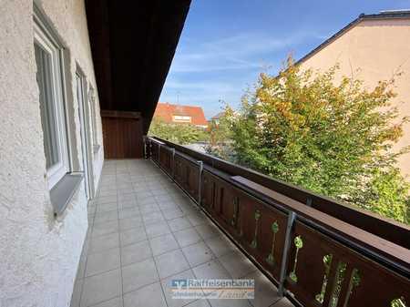 Erstbezug - Energieeffiziente 3-Zimmer-Dachgeschoss in Schrobenhausen