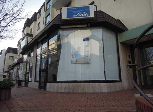 Werbewirksames und gepflegtes Gewerbefläche im Zentrum von Duisdorf