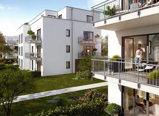 Barrierefreie 3-Zimmer-Wohnung auf ca. 82 m² Wohnfläche mit Süd-Balkon