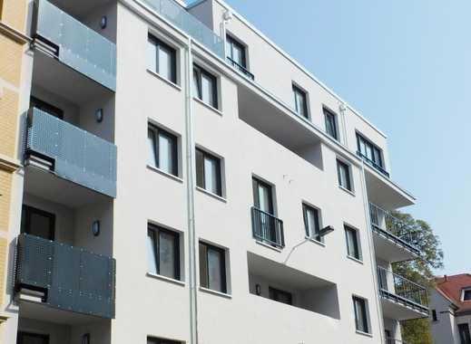 Neubau Zweitbezug eine 3 Raum Maisonettwohnung, Balkon, Fußbodenheizung, Gäste WC  ab sofort