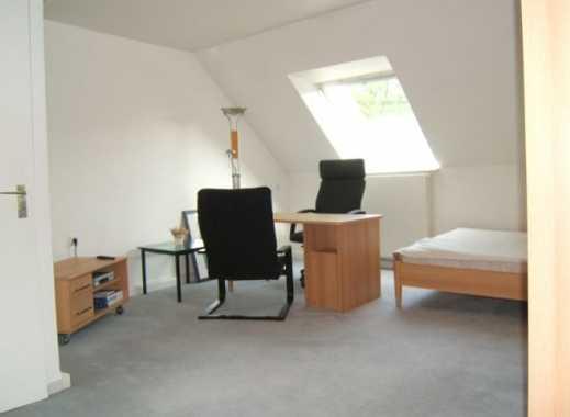 INTERLODGE Möbliertes Dachgeschossapartment in ruhiger Grünlage in Essen-Bredeney