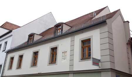 Großzügige Altstadt 5-Zi-Terrassenwohnung mit Einbauküche in Amberg in Amberg