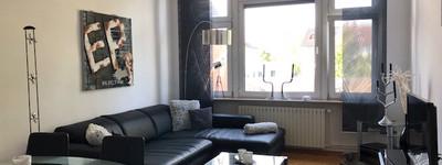 Sehr schöne, helle und moderne 3 Zimmer-Wohnung mit Balkon und Pkw-Stellplatz in B. O. - Innenstadt