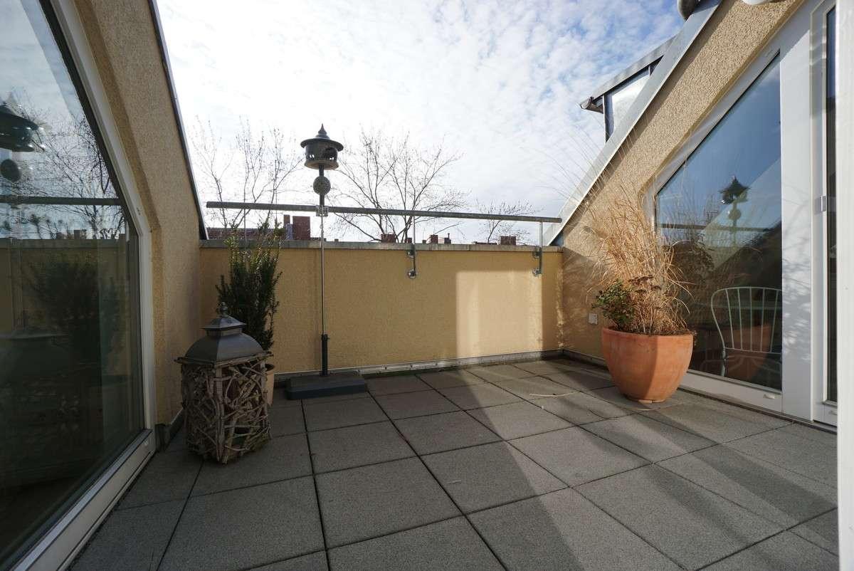 Terrassenperspektive