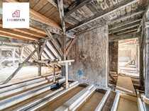 Provisionsfrei 147 Quadratmeter großer Dachgeschossrohling